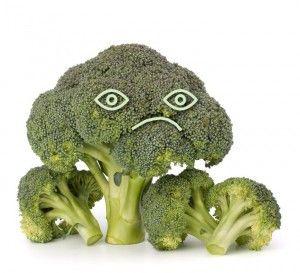 Kann Brokkoli weinen?